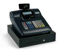 Charity begins at the cash register!