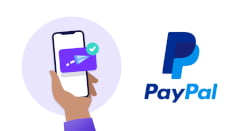 Affiliate payments with PayPal.